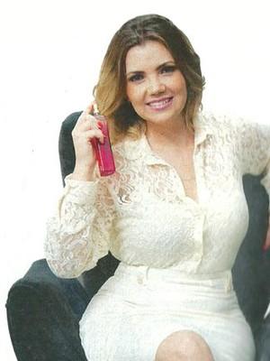 Jan de Oliveira, da Luxor Perfumes (Foto: Divulgação)