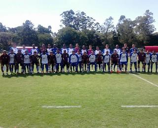 São Paulo Sub-23 x São José EC (Foto: Divulgação/São José EC)
