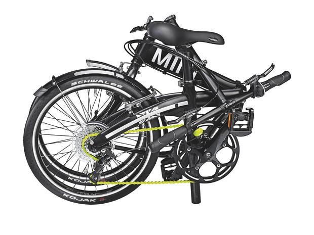 bicicleta dobrável Mini (Foto: Divulgação / Mini)
