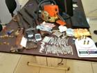 Após denúncia, PM prende 5 pessoas e apreende armas e drogas no Acre