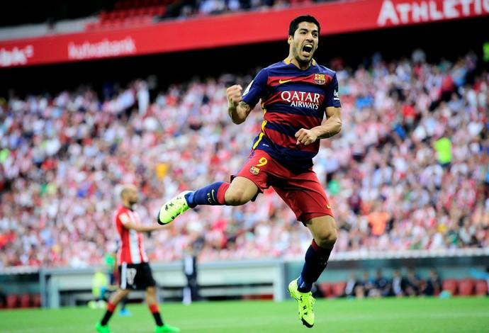 Luis Suárez Barcelona Athletic Bilbao (Foto: AP)