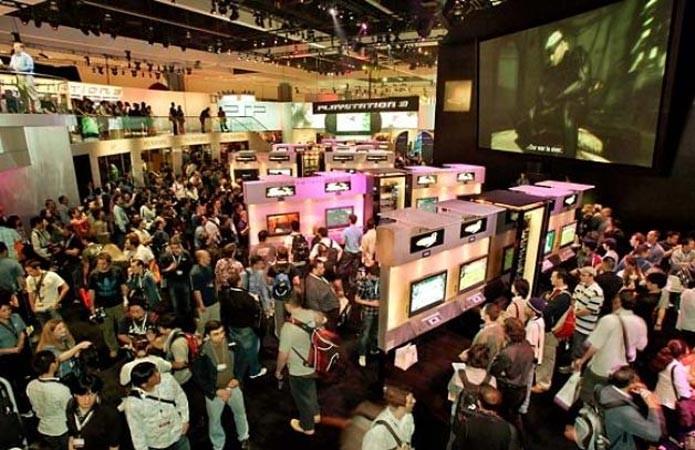 Na E3, os grandes jogos são anunciados (Foto: Reprodução/AP)