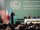 Conferência da ONU sobre mudança climática começa em Varsóvia