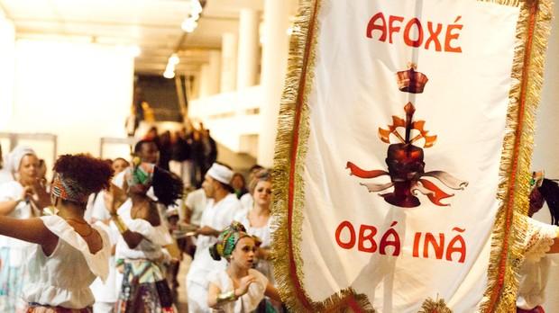 Bloco Afox (Foto: divulgao)