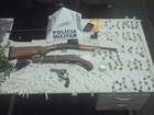 Dez são detidos por assaltos e tráfico de drogas em Várzea da Palma