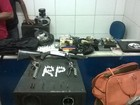 Radiopatrulha prende 7 suspeitos de tráfico de drogas na Chã da Jaqueira