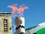 Revezamento da tocha olímpica no Recife teve queda e muita emoção