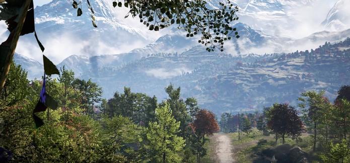 Far Cry 4 (Foto: Reprodução)