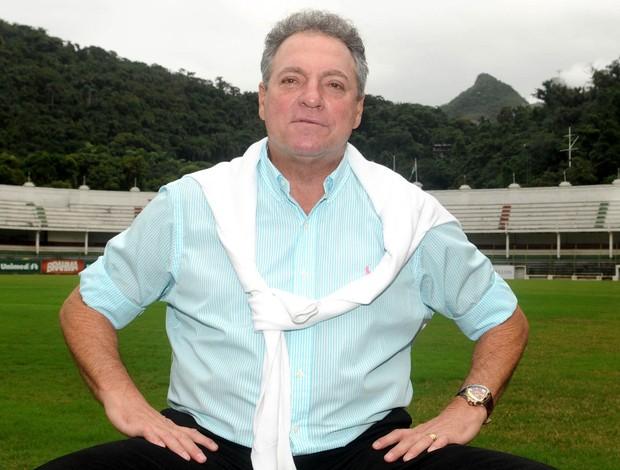 Abel Braga técnico Fluminense (Foto: André Durão)
