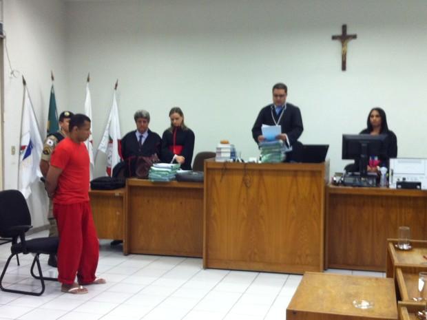 'Pitote' é condenado a 14 anos e três meses por morte de fotógrafo (Foto: Wilkson Tarres/G1)