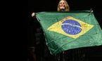 Adele volta a prometer em show que vem ao Brasil
