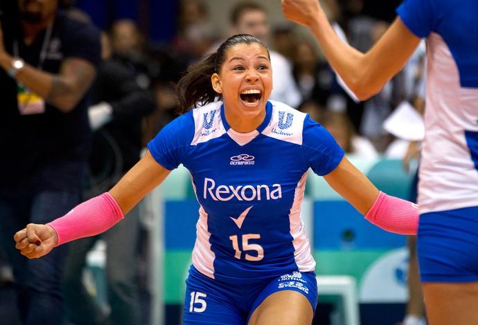 vôlei final superliga Carol Rio de Janeiro e Sesi (Foto: Marcio Rodrigues / MPIX)