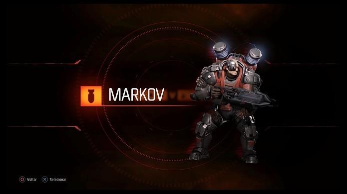 Markov (Foto: Reprodução/Victor Teixeira)