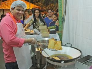 Festival Gastronômico de Taquaruçu (Foto: Antônio Gonçalves/ Prefeitura de Palmas)