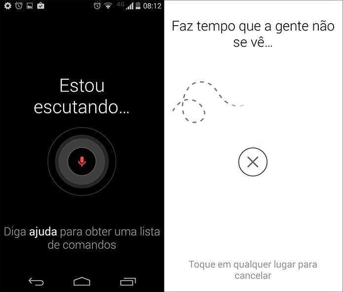 O Google Now ajuda a encontrar o celular perdido (Reprodução)