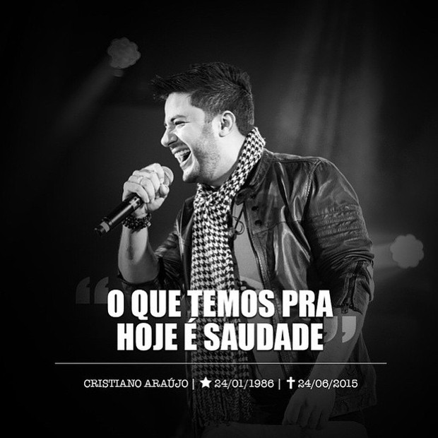 Cristiano Araújo (Foto: Instagram/ Reprodução)