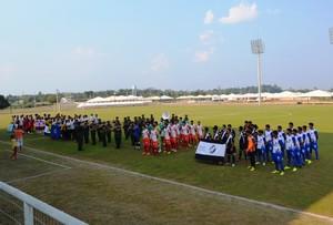 Campeonato de Futebol Amador em Cruzeiro do Sul (AC) (Foto: Adelcimar Carvalho)