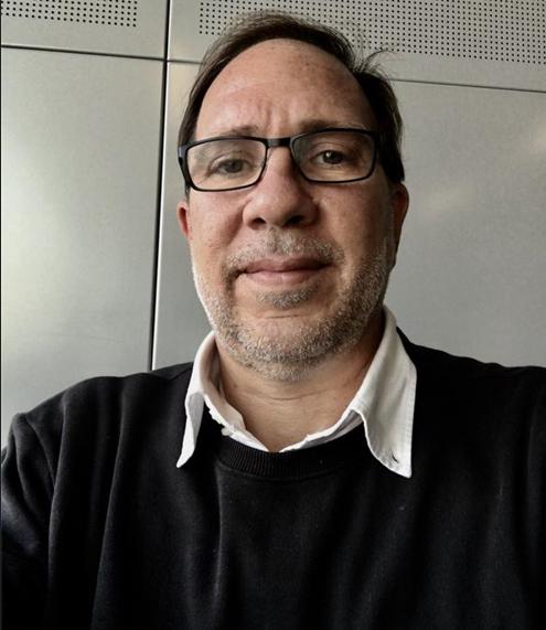 O diretor Toni Vanzolini  (Foto: Arquivo pessoal)