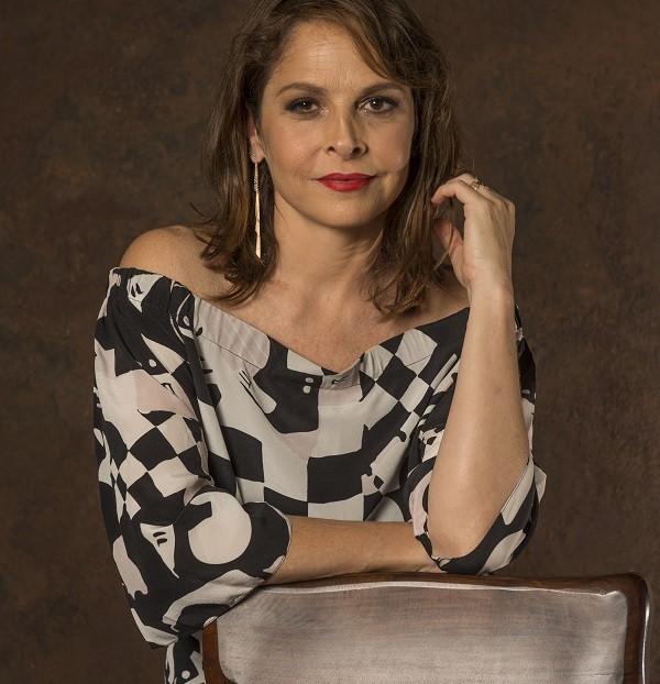 """Personagem de Drica também cantará em cena na nova série: """" (Foto: Estevam Avellar/ TV Globo)"""