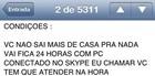 'Falso Neymar' chega a SC para interrogatório (Divulgação/ Deic)