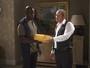 No primeiro episódio, Lord Baltimore é o novo nome da 'Lista Negra'