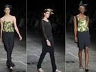 Grife UMA se inspira na artista plástica Lygia Clark e apresenta coleção minimalista em desfile na SPFW