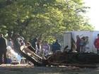 Motociclista morre ao ser atingido por caminhão na zona norte de Maringá