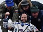 Astronauta americano cresceu 5 cm em menos de um ano no espaço
