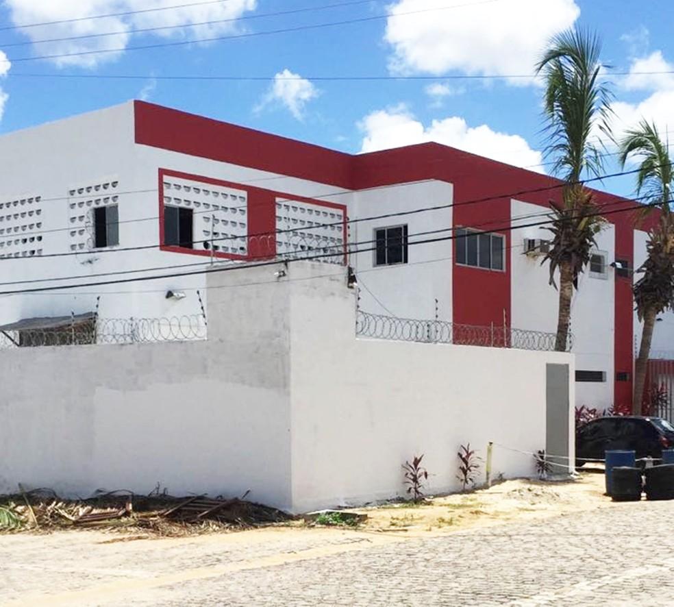 CDP Feminino de Parnamirim (Foto: G1/RN)