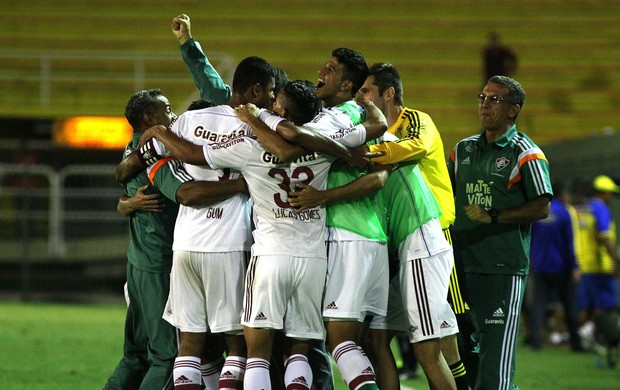 Madureira x Fluminense