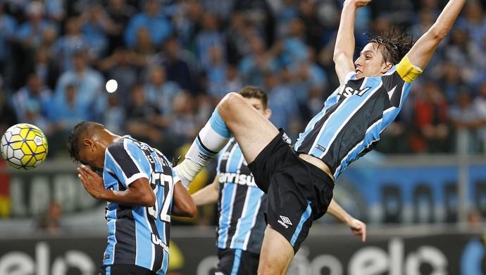 Grêmio x Palmeiras Copa do Brasil Arena Pedro Rocha Geromel (Foto  Lucas  Uebel  f44399788134d