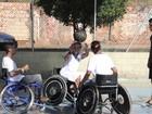 Praça paradesportiva de Bauru recebe festival de atividades adaptadas
