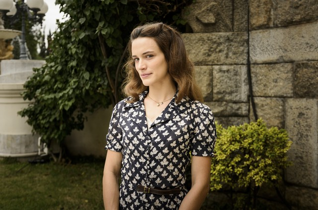 Bianca Bin (Foto: Globo/Ramón Vasconcelos)