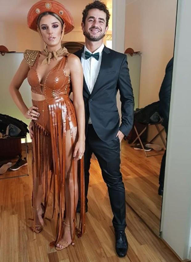 Rafa Brites e Felipe Andreoli (Foto: Reprodução/Instagram)