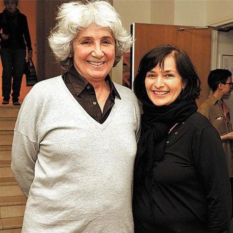 Juliana Carneiro da Cunha e Katia Adler (Foto: Cristina Granato)