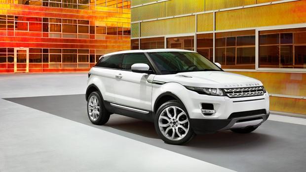 Range Rover Evoque, da Land Rover (Foto: Divulgação)