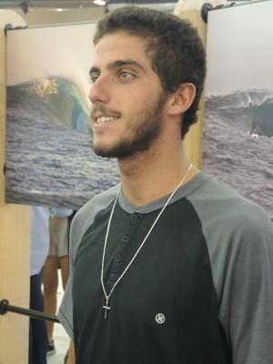 Filipe Toledo evento SP surfe (Foto: David Abramvezt)