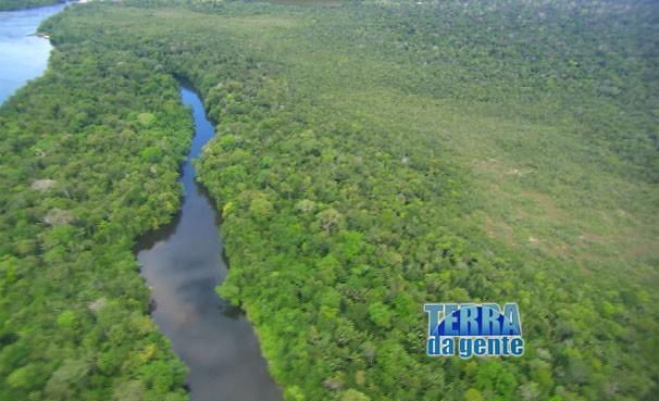 Rio Juruena em MT é destaque no Terra da Gente deste sábado, 24 (Foto: Reprodução/TVCA)