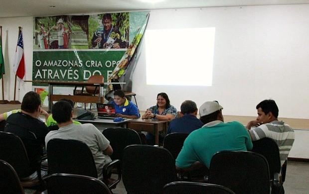 esporte amazonas (Foto: Frank Cunha /Globoesporte.com)