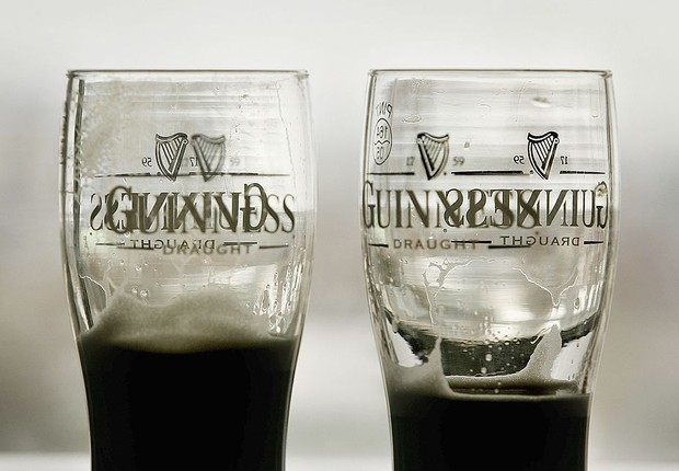 Cerveja Guinness (Foto: Peter Macdiarmid/Getty Images)