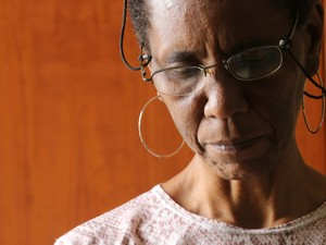 rosane violência mulher são leopoldo (Foto: Joyce Heurich/G1 RS)