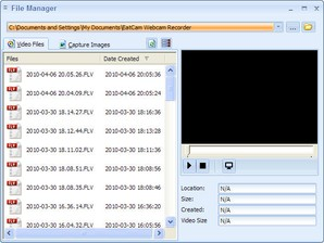 EatCam Webcam Recorder for MSN