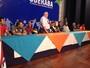 Cerimônia abre Sul-americano Feminino de vôlei Sub-20 em Uberaba
