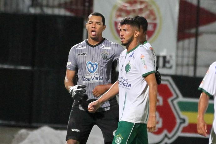 Delone América-PE (Foto: Aldo Carneiro / Pernambuco Press)