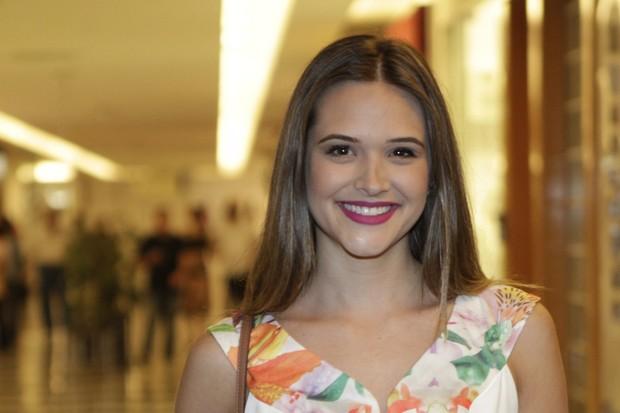 Juliana Paiva (Foto: Isac Luz / EGO)