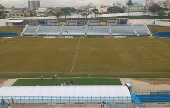 Santo André bate Santos pelo Campeonato Paulista sub-20