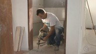Tecnologia auxilia serviços na construção civil