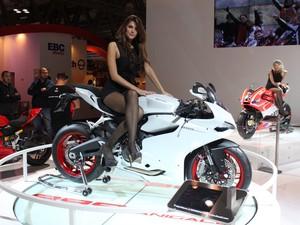 Ducati 899 Panigale (Foto: Rafael Miotto/G1)