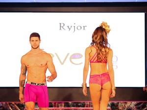 """Entre as tendências estão as cores rosa, coral, azul turquesa e """"royal"""", amarelo e vermelho (Foto: Mauro de Souza/Divulgação)"""