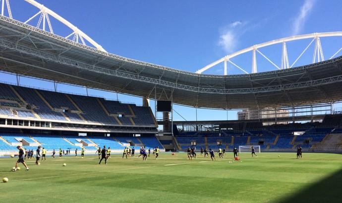 engenhão botafogo (Foto: Botafogo / Divulgação)